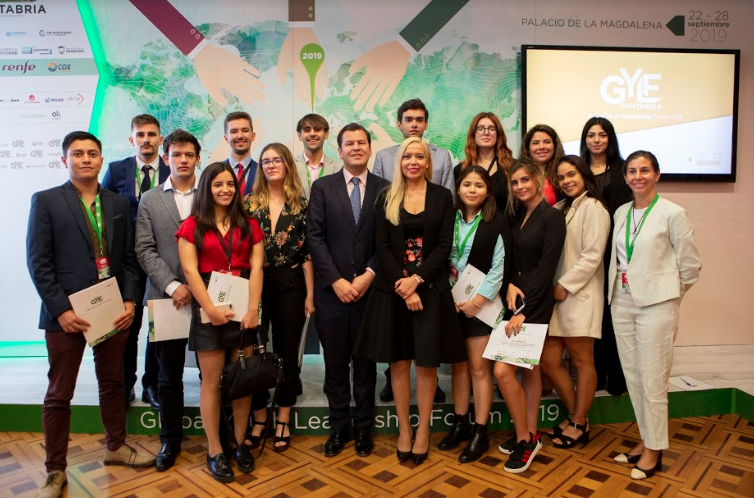 Entrega de diplomas del GYLF 2019