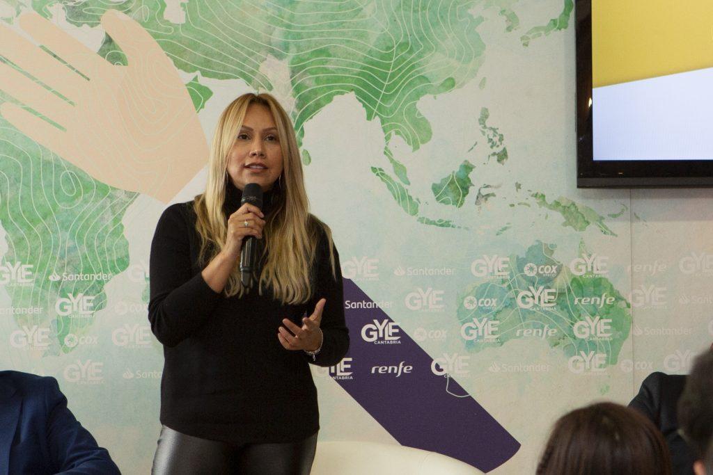 Sandra Ortiz en GYLForum 2019
