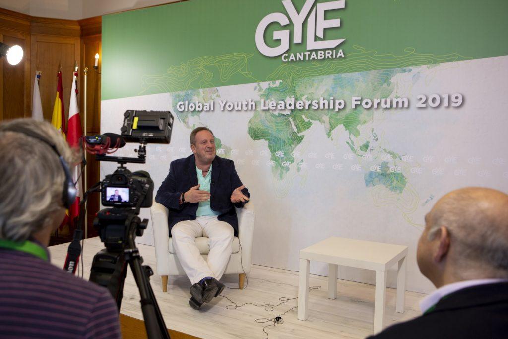 Marcus Dantus, CEO de Start-Up México