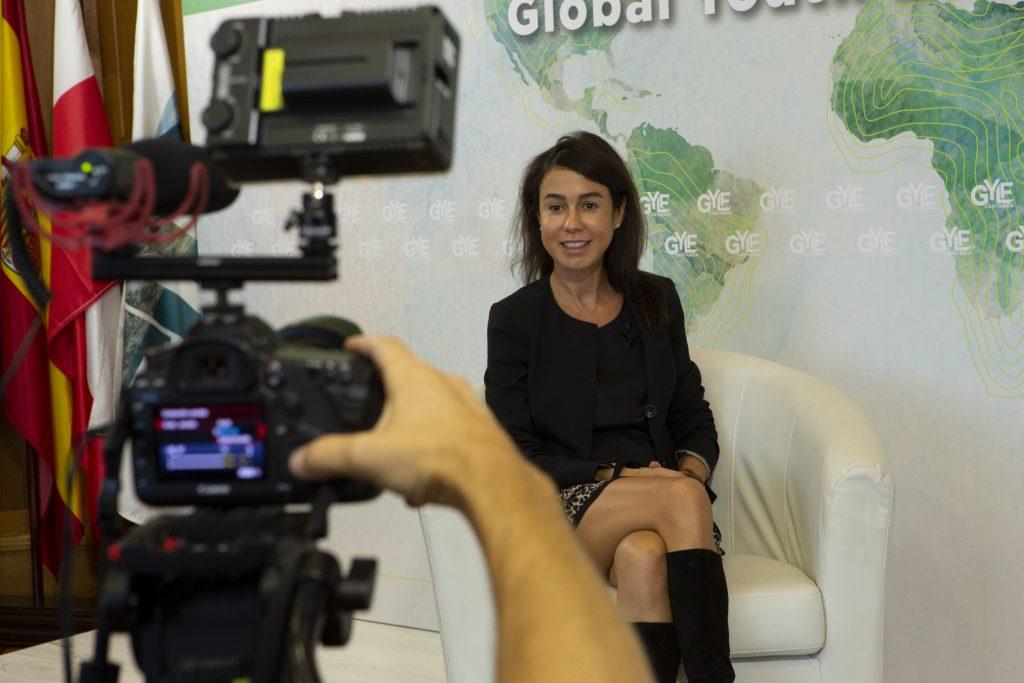 Presidenta ADIF, Isabel Pardo de Vera GYLForum